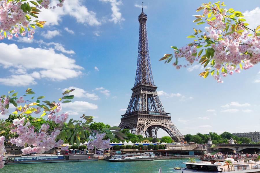 París y Países Bajos