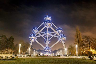 Atomium landmark