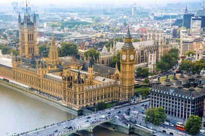 Londres y Países Bajos